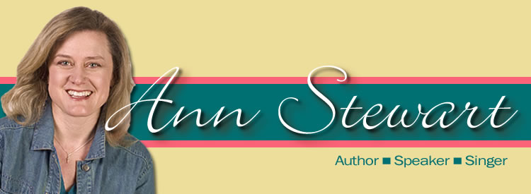 Ann Stewart - Author | Speaker | Singer